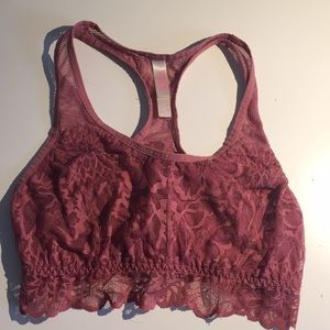 Bralette from Victorious Secret / Pink